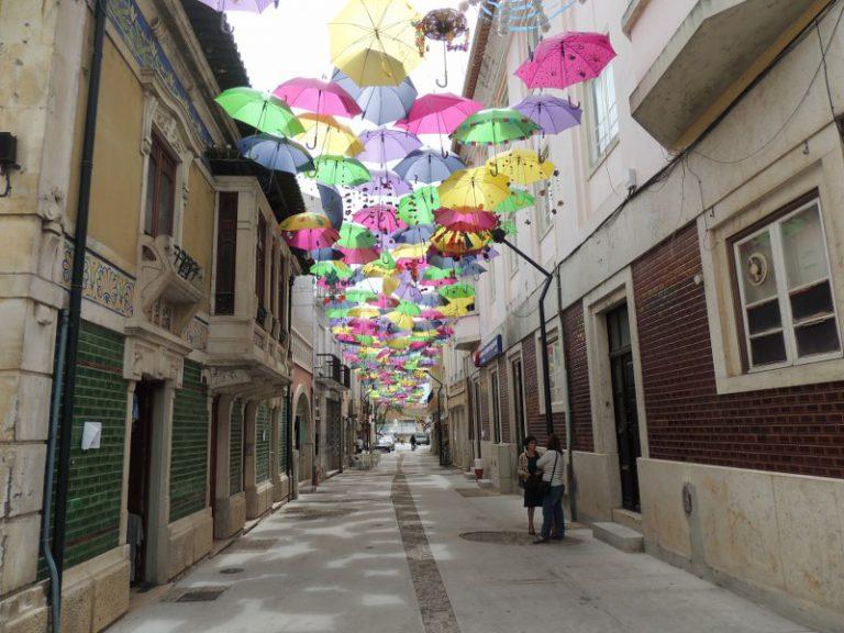 Parapluies de Pombal
